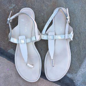 Cole Haan Tan Beige Sandals Size 8.5